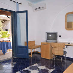 Camere Aura Hotel Vulcano Isole Eolie